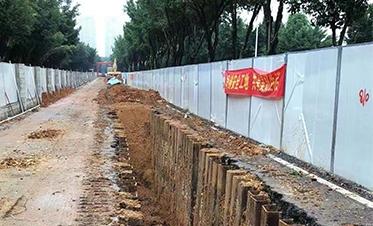 广西建工总承包邕江引水工程一期(江北大道段)3