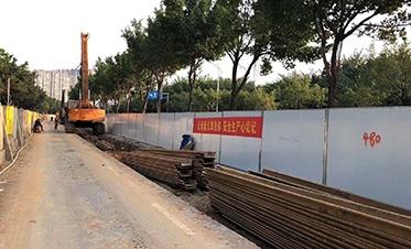 广西建工总承包邕江引水工程一期(江北大道段)7